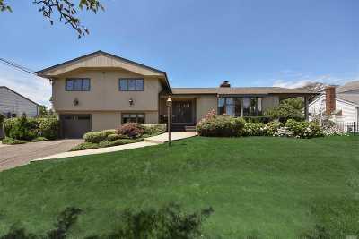 Massapequa Single Family Home For Sale: 160 Alhambra Rd
