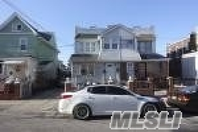 Richmond Hill Multi Family Home For Sale: 104-14 122nd St
