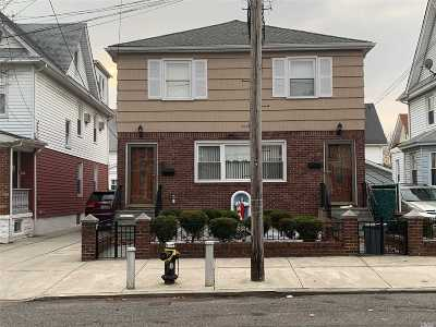Woodhaven Multi Family Home For Sale: 87-28 96th St