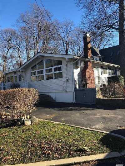 Wading River Single Family Home For Sale: 36 Oak Ln