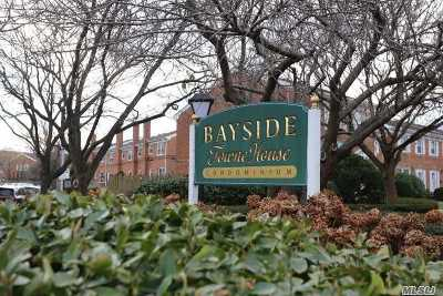 Bayside Condo/Townhouse For Sale: 23-28 Corporal Kennedy St #87