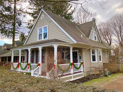 E. Northport Single Family Home For Sale: 609 N 1st St