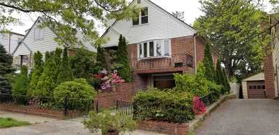 Whitestone Single Family Home For Sale: 14-17 140 St
