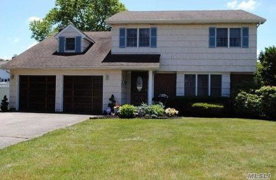 West Islip Single Family Home For Sale: 1910 Jackson Ave