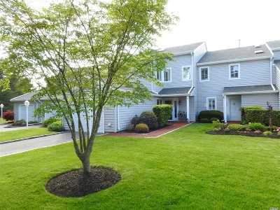 Westhampton Condo/Townhouse For Sale: 34 Montauk Hwy #3