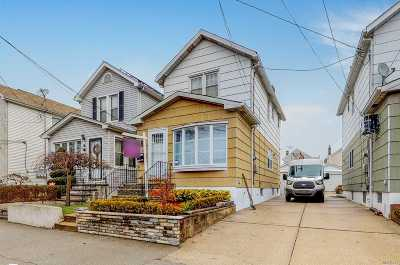 Ozone Park Single Family Home For Sale: 108-21 86th St