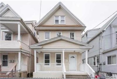 Richmond Hill Single Family Home For Sale: 91-28 112th St