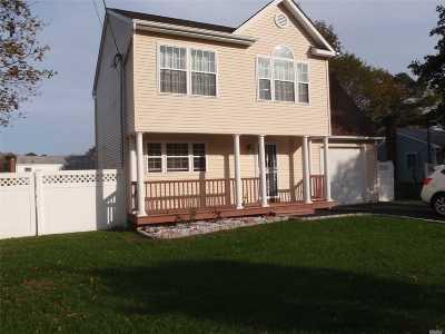Central Islip  Single Family Home For Sale: 1383 Ferndale Blvd