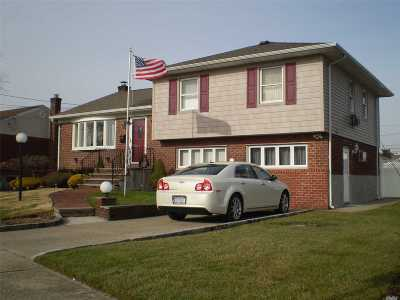 Hicksville Single Family Home For Sale: 8 Locust