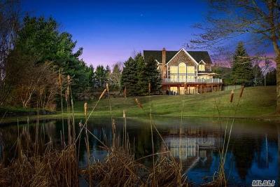 Mattituck Single Family Home For Sale: 6105 Sound Ave