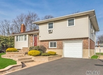 Plainview Single Family Home For Sale: 72 Jamaica Ave