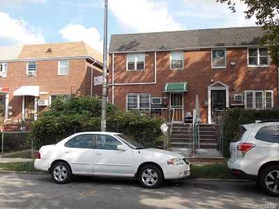 Kew Garden Hills Single Family Home For Sale: 153-41 78th Rd