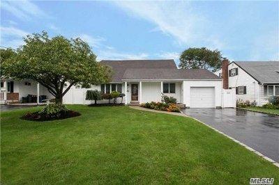 N. Babylon Single Family Home For Sale: 11 Jean Dr