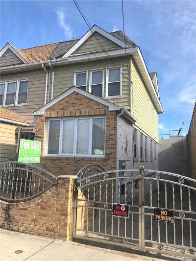 Multi Family Home For Sale: 32-59 110th St