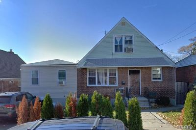 Whitestone Single Family Home For Sale: 14-24 139th St