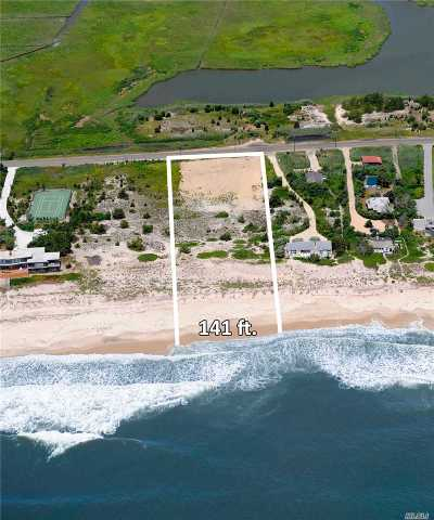 Quogue Residential Lots & Land For Sale: 226 Dune