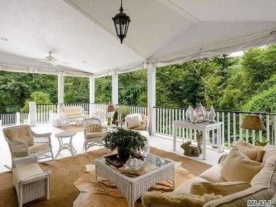 Locust Valley Single Family Home For Sale: 22 Valley Rd