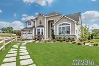 Greenlawn Single Family Home For Sale: 17 Lot