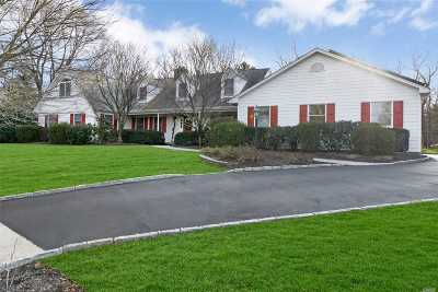 Setauket Single Family Home For Sale: 7 Daniel Way