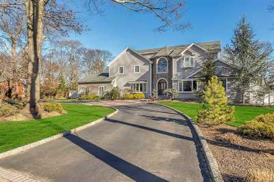 East Islip Single Family Home For Sale: 25 Huntting Ln