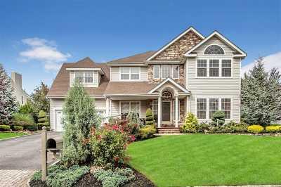 S. Setauket Single Family Home For Sale: 41 Brayton Ct