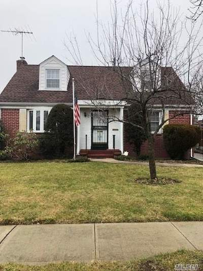 New Hyde Park Single Family Home For Sale: 43 Laurel Dr