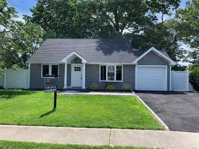 Massapequa Single Family Home For Sale: 115 Arlyn Dr