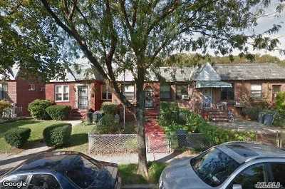 Elmhurst Single Family Home For Sale: 51-48 Gorsline St