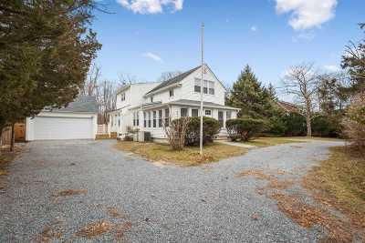 Westhampton Single Family Home For Sale: 82 Oak St