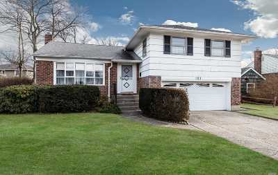 Plainview Single Family Home For Sale: 123 Manor St