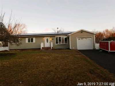 Bohemia Single Family Home For Sale: 63 Aron Dr