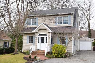 Cold Spring Hrbr Single Family Home For Sale: 23 Grove St
