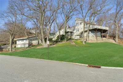 Port Jefferson Single Family Home For Sale: 37 Waterview Dr