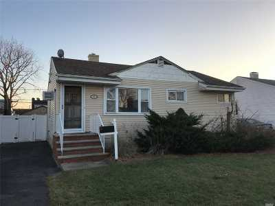 Freeport Single Family Home For Sale: 63 Hubbard Ave