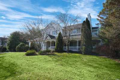 Setauket Single Family Home For Sale: 8 Poet Ln
