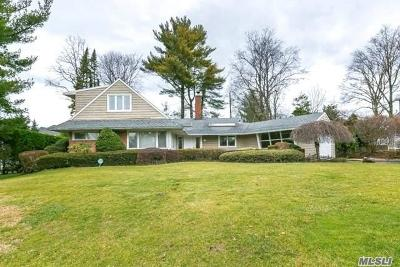 Great Neck Single Family Home For Sale: 10 Old Farm Rd