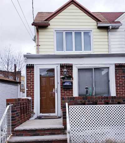 Brooklyn Single Family Home For Sale: 1545 E 34th St