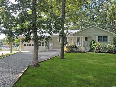 Cutchogue Single Family Home For Sale: 1400 Beebe Dr