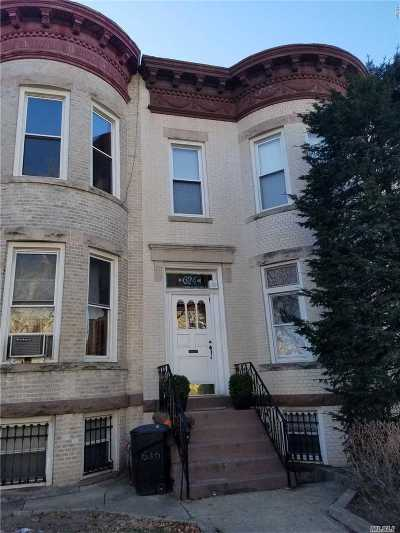 Brooklyn Multi Family Home For Sale: 624 Bay Ridge Pkwy