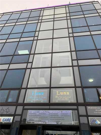 Astoria Commercial Lease For Lease: 32-72 Steinway St