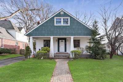 Rockville Centre Single Family Home For Sale: 511 Morris Ave