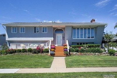 Massapequa Single Family Home For Sale: 90 Stillwater Ave