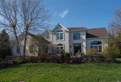 Dix Hills Single Family Home For Sale: 123 Elmwood Dr
