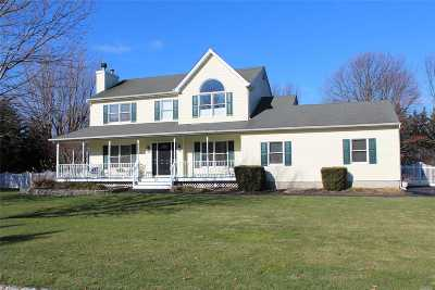 Jamesport Single Family Home For Sale: 32 Stoll Dr