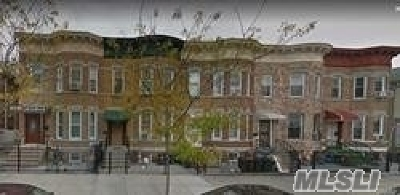 Richmond Hill Multi Family Home For Sale: 87-31 125th St