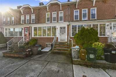 Brooklyn Single Family Home For Sale: 618 81st St