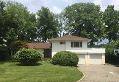 Great Neck Single Family Home For Sale: 55 Tanners Rd