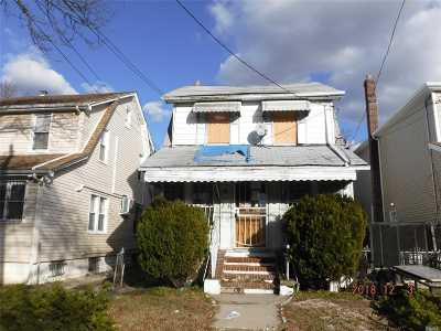 Queens County Single Family Home For Sale: 119-31 192nd St