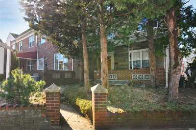 Middle Village Multi Family Home For Sale: 82-24 Caldwell Ave