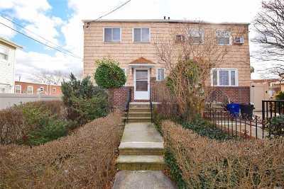 Middle Village Single Family Home For Sale: 69-72 Juniper Blvd So